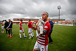 18.05.2019 Hamilton v St Johnstone: Emotional farewell from Dougie Imrie and baby Jenson
