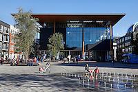 Het Fries Museum in Leeuwarden