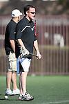Santa Barbara, CA 02/14/09 - Brendan O'Brien (Santa Clara Head Coach)