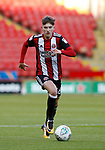 David Brooks of Sheffield Utd during the Carabao Cup First Round match at Bramall Lane Stadium, Sheffield. Picture date: August 9th 2017. Pic credit should read: Simon Bellis/Sportimage
