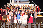 Members of the Killarney Musical Society pictured ahead of their performance of Titanic-The Musical in the INEC, Killarney on Wednesday.......