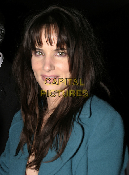 JULIETTE LEWIS.Miramax BAFTA Aftershow Party,.Sanderson Hotel,London, February 12th 2005..portrait headshot juliet.Ref: AH.www.capitalpictures.com.sales@capitalpictures.com.©Capital Pictures.