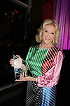 Elaine Wynn - honoree - Figure Skating in Harlem's Champions in Life (in its 21st year) Benefit Gala recognizing the medal-winning 2018 US Olympic Figure Skating Team on May 1, 2018 at Pier Sixty at Chelsea Piers, New York City, New York. (Photo by Sue Coflin/Max Photo)