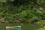 Man sets of fishing south of Lok Nga, Aceh