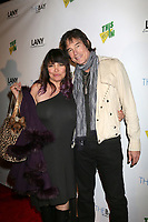 LOS ANGELES - FEB 6:  Devin DeVasquez, Ronn Moss at the 7th Annual  LANY Entertainment Mixer at 33 Taps Hollywood  on February 6, 2018 in Los Angeles, CA