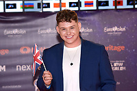 Michael Rice (Great Britain)<br /> Eurovision Song Contest, Opening Ceremony, Tel Aviv, Israel - 12 May 2019.<br /> **Not for sales in Russia or FSU**<br /> CAP/PER/EN<br /> &copy;EN/PER/CapitalPictures