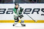 Stockholm 2014-03-21 Ishockey Kvalserien AIK - R&ouml;gle BK :  <br /> R&ouml;gles Kelsey Tessier jublar efter att ha gjort m&aring;l p&aring; sin sista straff i straffl&auml;ggningen<br /> (Foto: Kenta J&ouml;nsson) Nyckelord:  jubel gl&auml;dje lycka glad happy