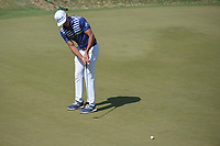 Rafael Cabrera Bello (ESP) watches his birdie attempt barely miss on 11 during day 1 of the WGC Dell Match Play, at the Austin Country Club, Austin, Texas, USA. 3/27/2019.<br /> Picture: Golffile | Ken Murray<br /> <br /> <br /> All photo usage must carry mandatory copyright credit (&copy; Golffile | Ken Murray)
