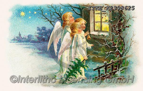 Isabella, CHRISTMAS SANTA, SNOWMAN, WEIHNACHTSMÄNNER, SCHNEEMÄNNER, PAPÁ NOEL, MUÑECOS DE NIEVE, nostalgic, paintings+++++,ITKEK2308625,#X#