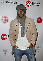 02 December 2017 - Hollywood, California - Ricky Whittle. The Book launch For IN THE TUB Volume 2. Photo Credit: F. Sadou/AdMedia