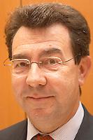 Philippe Cuvelier. owner, Clos Fourtet, Saint Emilion, Bordeaux, France