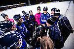 Uppsala 2013-11-13 Bandy Elitserien IK Sirius - IFK Kung&auml;lv :  <br /> Sirius spelare och Sirius tr&auml;nare Olle Gabrielsson under en timeout i andra halvlek <br /> (Foto: Kenta J&ouml;nsson) Nyckelord: