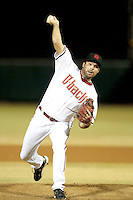 Josh Collmenter - Scottsdale Scorpions - 2010 Arizona Fall League.Photo by:  Bill Mitchell/Four Seam Images..