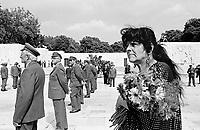 Hungary: State funeral of Janos Kadar - 1989