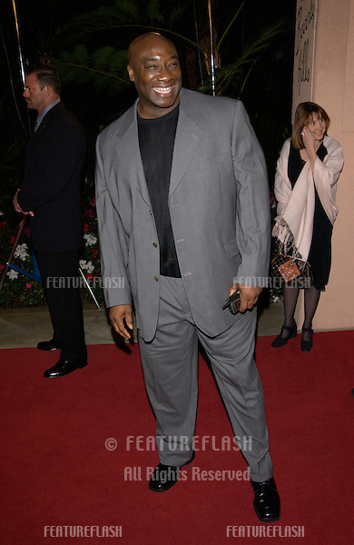 Actor MICHAEL CLARKE DUNCAN at the Broadcast Film Critics Association's 7th Annual Critics Choice Awards at the Beverly Hills Hotel..11JUN2002...© Paul Smith/Featureflash