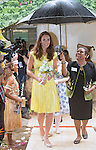 """CATHERINE, DUCHESS OF CAMBRIDGE .attends a reception for women of the Solomon Islands during the Pacific Festival of Arts, Honiara_17/09/2012.Mandatory credit photo: ©Rooke-DIASIMAGES..""""NO UK USE FOR 28 DAYS"""" ..(Failure to credit will incur a surcharge of 100% of reproduction fees)..                **ALL FEES PAYABLE TO: """"NEWSPIX INTERNATIONAL""""**..IMMEDIATE CONFIRMATION OF USAGE REQUIRED:.DiasImages, 31a Chinnery Hill, Bishop's Stortford, ENGLAND CM23 3PS.Tel:+441279 324672  ; Fax: +441279656877.Mobile:  07775681153.e-mail: info@newspixinternational.co.uk"""