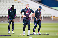 Ben Stokes (England) during a Training Session at Edgbaston Stadium on 10th July 2019