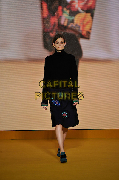 Paul Smith<br /> London Fashion Week<br /> Ready to Wear<br /> Fall Winter 16/17<br /> in London, England February 21, 2016.<br /> CAP/GOL<br /> &copy;GOL/Capital Pictures