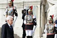 Roma, 2 Giugno 2017<br /> Sergio Mattarella<br /> 71&deg;anniversario Festa della Repubblica