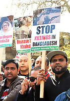 APR 1 Bangladesh Protest in London