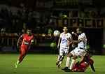 Patriotas igualó 0-0 ante Deportes Tolima. Fecha 19 Liga Águila I-2018.