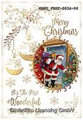 John, CHRISTMAS SANTA, SNOWMAN, WEIHNACHTSMÄNNER, SCHNEEMÄNNER, PAPÁ NOEL, MUÑECOS DE NIEVE, paintings+++++,GBHSFBHX-005A-06,#x#