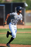 San Diego Padres Buddy Reed (56) during an Instructional League camp day on October 4, 2016 at the Peoria Sports Complex in Peoria, Arizona.  (Mike Janes/Four Seam Images)