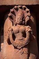 Indien, Orissa, Bhubaneswar, Raj Rani Mandir (Tempel) erbaut 11.Jh.