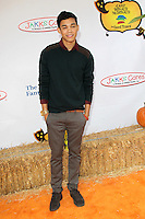 UNIVERSAL CITY, CA - OCTOBER 21:  Roshon Fegan at the Camp Ronald McDonald for Good Times 20th Annual Halloween Carnival at the Universal Studios Backlot on October 21, 2012 in Universal City, California. ©mpi28/MediaPunch Inc. /NortePhoto