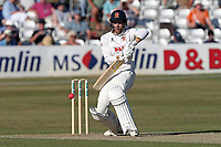 Michael Pepper of Essex in batting action during Essex CCC vs Somerset CCC, Specsavers County Championship Division 1 Cricket at The Cloudfm County Ground on 25th June 2018
