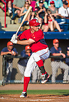 10 March 2014: Washington Nationals third baseman Ryan Zimmerman in action during a Spring Training game against the Houston Astros at Space Coast Stadium in Viera, Florida. The Astros defeated the Nationals 7-4 in Grapefruit League play. Mandatory Credit: Ed Wolfstein Photo *** RAW (NEF) Image File Available ***