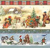 GIORDANO, GIFT WRAPS, GESCHENKPAPIER, PAPEL DE REGALO, Christmas Santa, Snowman, Weihnachtsmänner, Schneemänner, Papá Noel, muñecos de nieve, paintings+++++,USGIR343,#GP#,#X# napkins
