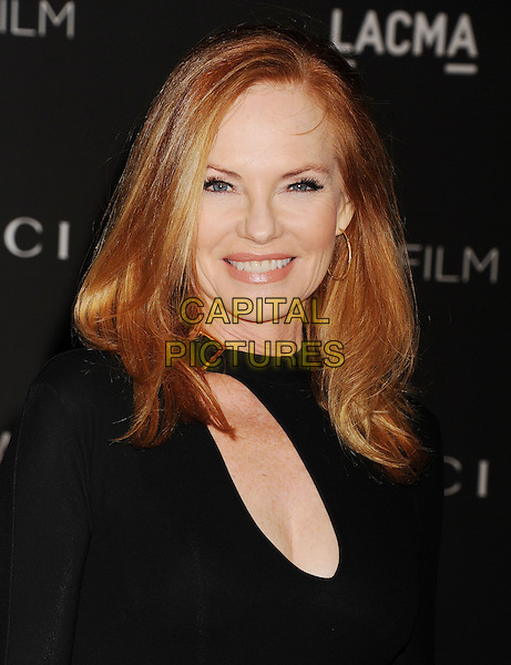 LOS ANGELES, CA - NOVEMBER 01: Actress Marg Helgenberger attends the 2014 LACMA Art + Film Gala honoring Barbara Kruger and Quentin Tarantino presented by Gucci at LACMA on November 1, 2014 in Los Angeles, California.<br /> CAP/ROT/TM<br /> &copy;Tony Michaels/Roth Stock/Capital Pictures