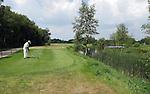 ST.NICOLAASGA  - Golfbaan Burggolf St. Nicolaasga in Friesland. ANP Copyright KOEN SUYK