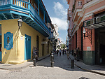 Hotel Ambos Mundos in Old Havana, where Hemingway stayed and wrote before buying his home