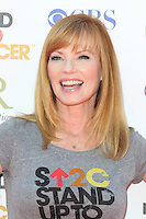 LOS ANGELES, CA - SEPTEMBER 07: Marg Helgenberger at the Stand Up To Cancer benefit at The Shrine Auditorium on September 7, 2012 in Los Angeles, California. Credit: mpi27/MediaPunch Inc. /NortePhoto.com<br /> <br /> **CREDITO*OBLIGATORIO** *No*Venta*A*Terceros*<br /> *No*Sale*So*third*...