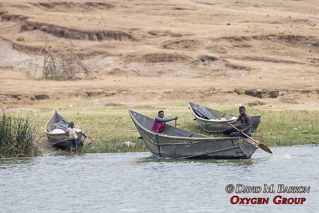 Men On Fishing Boats