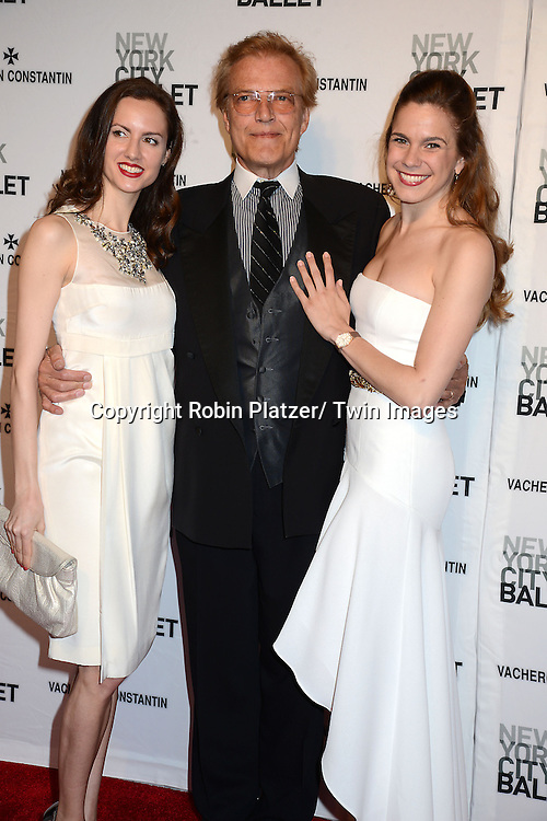 Peter Martins attends the New York City Ballet Spring 2014 Gala on May 8, 2014 at David Koch Theatre in Lincoln Center in New York City, NY, USA.