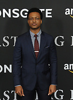 www.acepixs.com<br /> <br /> November 1 2017, LA<br /> <br /> J. Quinton Johnson arriving at the premiere of 'Last Flag Flying' at the DGA Theater on November 1, 2017 in Los Angeles, California<br /> <br /> By Line: Peter West/ACE Pictures<br /> <br /> <br /> ACE Pictures Inc<br /> Tel: 6467670430<br /> Email: info@acepixs.com<br /> www.acepixs.com
