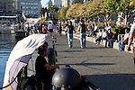 Victoria, Inner Harbor, Promenade, walking tour, British Columbia, Vancouver Island, Canada,