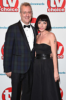 LONDON, UK. September 10, 2018: Stephen Tompkinson at the TV Choice Awards 2018 at the Dorchester Hotel, London.<br /> Picture: Steve Vas/Featureflash
