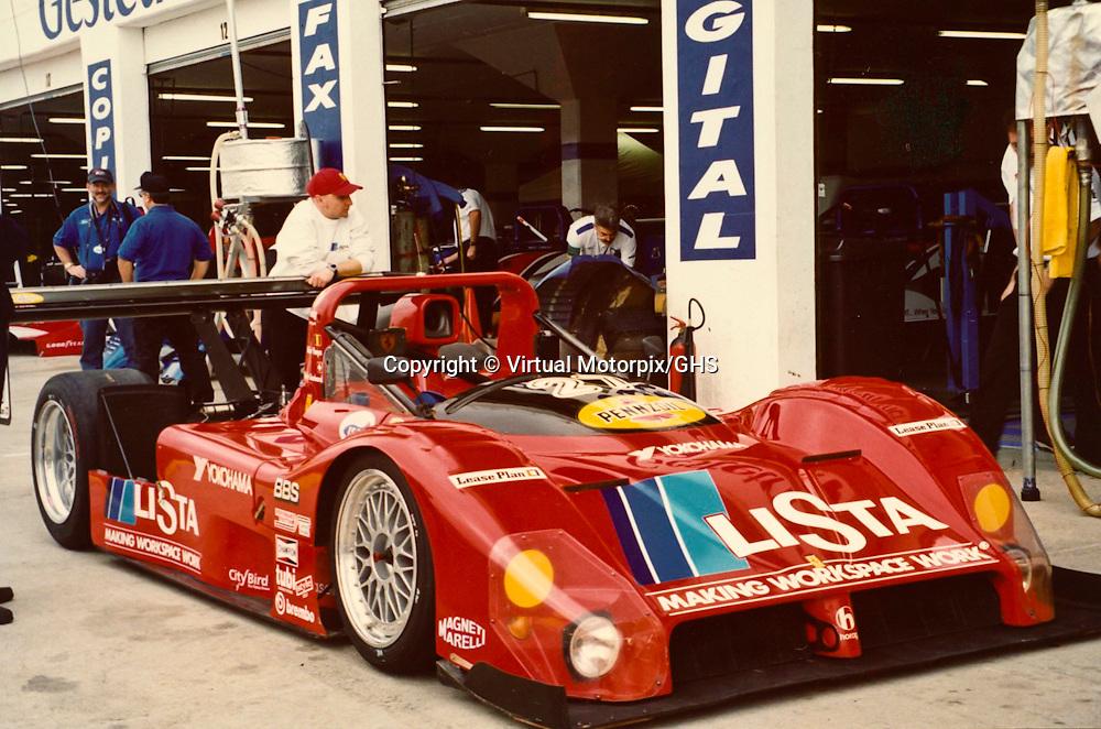 Ferrari 333 Sp Virtual Motorpix