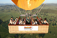 20150201 February 01 Hot Air Balloon Gold Coast