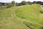 Saxon walled town Wareham, Dorset, England