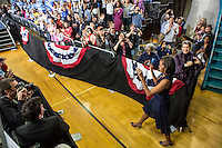Michelle Obama speaks t Grassroots Supporters_ Las Vegas