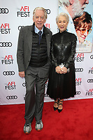 HOLLYWOOD, CA - NOVEMBER 12: Donald Sutherland, Helen Mirren, at The Leisure Seeker Special Screening During AFI Fest 2017 at the Egyptian Theatre in Hollywood, California on November 12, 2017. <br /> CAP/MPI/FS<br /> &copy;FS/MPI/Capital Pictures