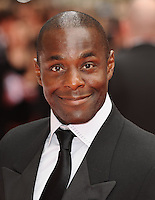 Paterson Joseph arriving for the BAFTA Television Awards 2010 at the London Palladium. 06/06/2010  Picture by: Steve Vas / Featureflash