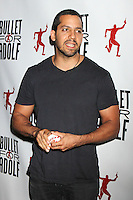 "David Blaine attending the opening night performance of ""Bullet for Adolf"" at New World Stages in New York, 08.08.2012...Credit: Rolf Mueller/face to face /MediaPunch Inc. ***FOR USA ONLY*** ***Online Only for USA Weekly Print Magazines*** /Nortephoto.com<br />