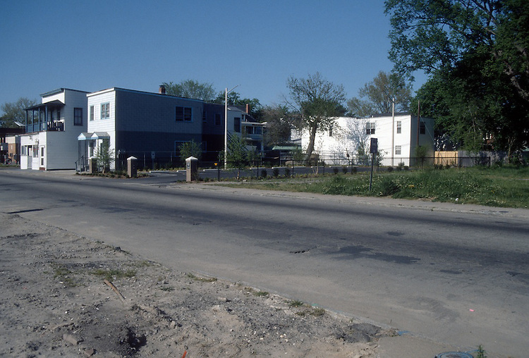 1999 April ..Redevelopment.Church Street..PARKING LOT ADJACENT TO 1692 CHURCH STREET...NEG#.NRHA#..