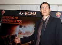 20130619 CALCIO: IL NUOVO ALLENATORE DELLA ROMA RUDI GARCIA SI PRESENTA ALLA STAMPA